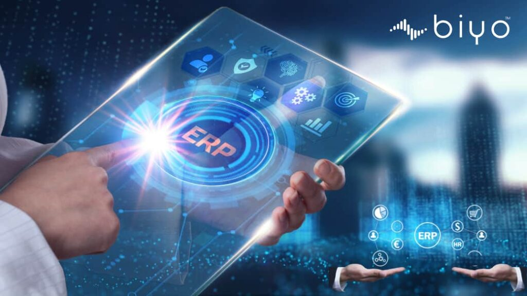 ERP (What is Enterprise Resource Planning)