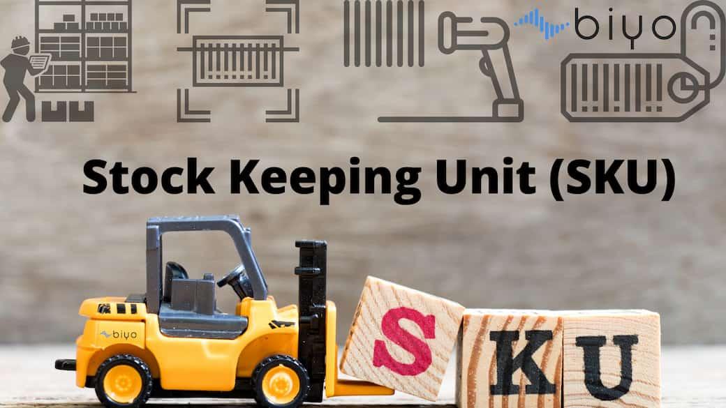 Stock Keeping Unit (SKU)