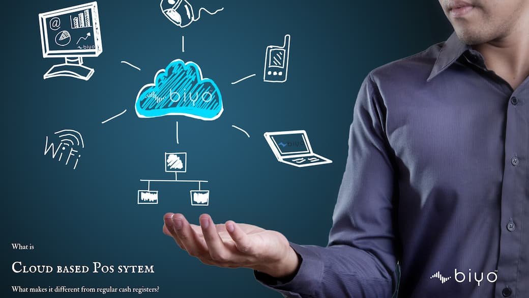How Cloud Based POS System Work