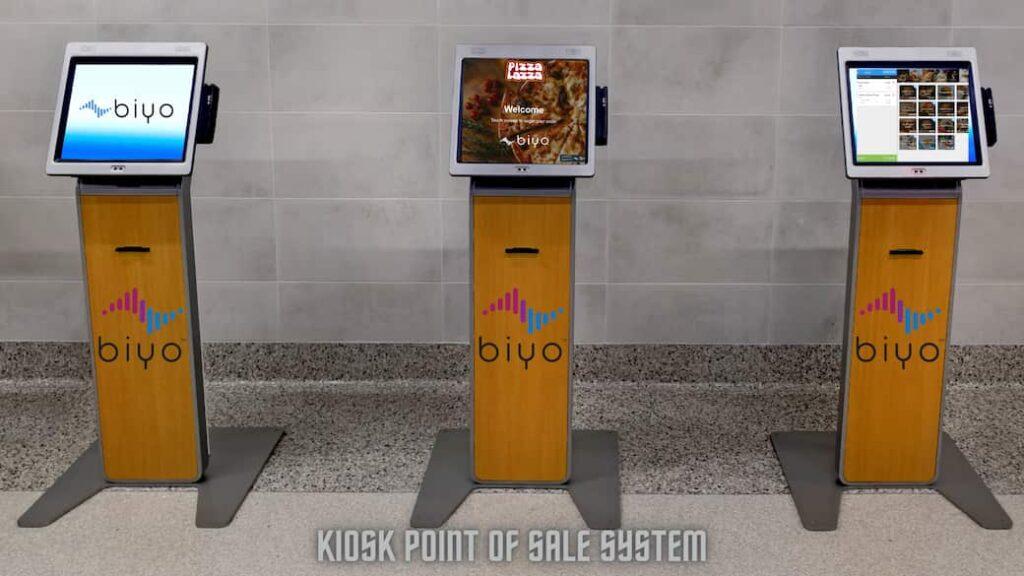 Kiosk Point of Sale System